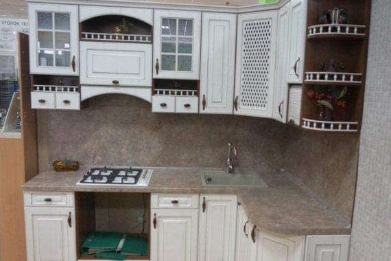 Кухня  МДФ пленка ПВХ