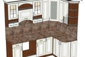 Кухня  МДФ пленка ПВХ - изображение 2