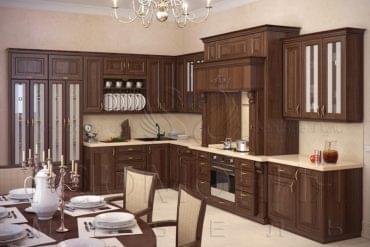 Кухни Гармония, Кухня Империал, купить кухню в Смоленске, дизайн кухни, квартира