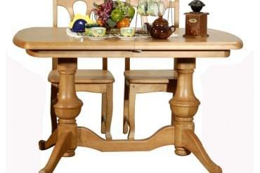 Обеденный стол массив