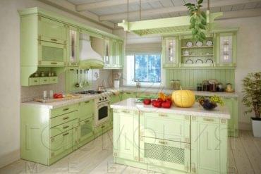 Кузни Гармония, Кухня Вилладжо, Купить кухню в Смоленске, дизайн кухни