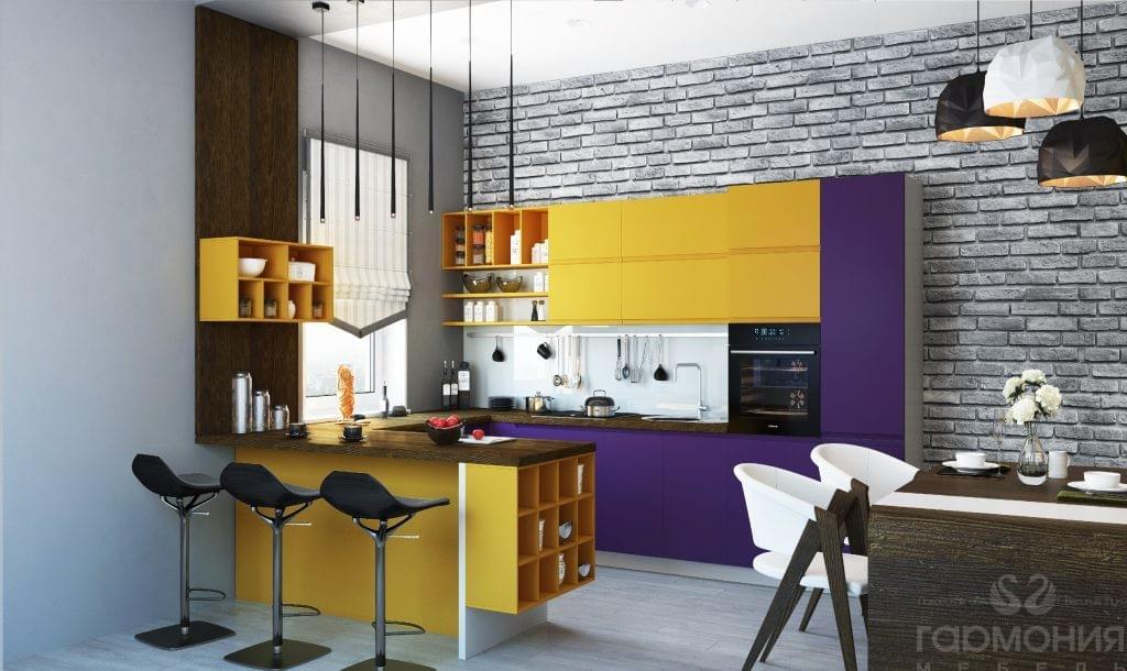 Кухня «Интегра»