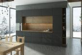 Кухня «Прайм Графит» - изображение 1