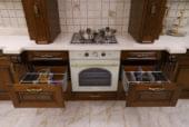 Шикарная кухня из массива дуба «Империал» - изображение 11