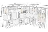 Шикарная кухня из массива дуба «Империал» - изображение 2