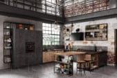 Кухня «Лофт» - изображение 1