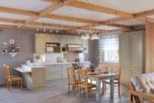 Кухня «Шейкер», цвет магнолия - изображение 2