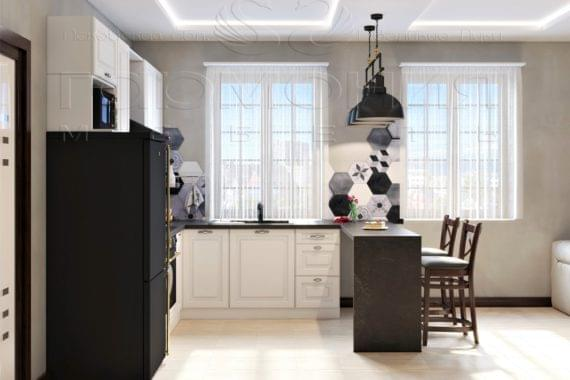 Кухня «Арктика»