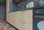 Кухня  «Эко-Лофт» - изображение 5