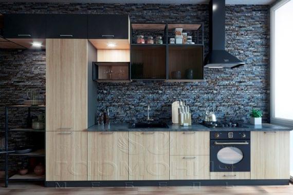Кухня  «Эко-Лофт»