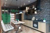 Кухня  «Эко-Лофт» - изображение 1